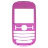 Nokia Asha 201 előlap pink*