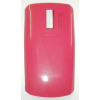 Nokia Asha 205 akkufedél pink*