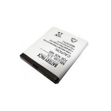 Nokia BL-5K kompatibilis utángyártott akkumulátor (1100mAh, Li-ion, C7,  N85)* mobiltelefon akkumulátor