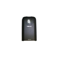 Nokia C2-02 akkufedél fekete* mobiltelefon akkumulátor