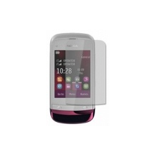 Nokia C2-03 kijelző védőfólia* mobiltelefon előlap