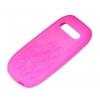 Nokia CC-1028 gyári szilikon tok pink (1616)*