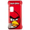 Nokia CC-5001 gyári műanyag hátlaptok piros Angry Birds (E7)**
