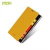 Nokia Lumia 1520, oldalra nyíló tok, stand, MOFI Rui, sárga
