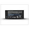 Nokia Microsoft Lumia 640 XL gyári akkumulátor - Li-Ion 2200 mAh - BV-T4B (csomagolás nélküli)