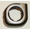 Nokia N93 kamera körüli rész fekete-ezüst