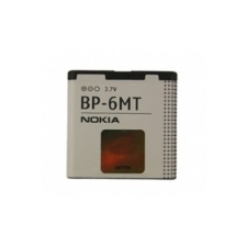 Nokia Nokia BP-6MT gyári akkumulátor (1050mAh, Li-ion, E51, N82)* mobiltelefon akkumulátor