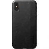 Nomad Carbon tok fekete iPhone XS / X