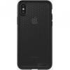 Nomad Hexagon Case tartós tok iPhone X - fekete