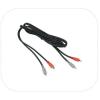 Noname 2RCA/2RCA audio kábel 2,5m