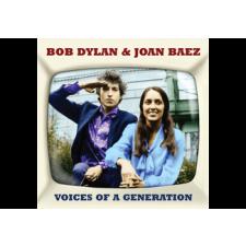 NOT NOW Bob Dylan & Joan Baez - Voices Of A Generation (Cd) rock / pop