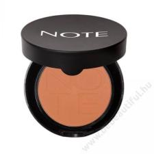 NOTE luminous silk compact pirosító bronz 08, NT16082.08 arcpirosító, bronzosító