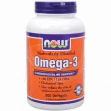 Now Omega 3 1000mg 200db táplálékkiegészítő