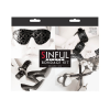 Ns Toys Sinful - Bondage Kit - Black