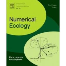 Numerical Ecology – Pierre Legendre idegen nyelvű könyv