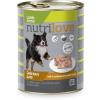 Nutrilove dog konzerv paté bárány 800g