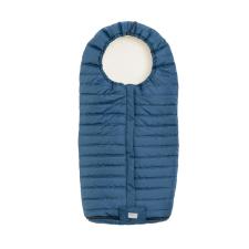 Nuvita AW Junior Slender bundazsák 100cm - Harbor blue / Beige - 9658 babakabát, overál, bundazsák