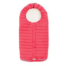 Nuvita AW Junior Slender bundazsák 100cm - Hot Coral / Beige - 9658 babakabát, overál, bundazsák