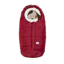 Nuvita AW Ovetto Cuccioli bundazsák 80cm - Dog Jester Red / Beige - 9205 babakabát, overál, bundazsák