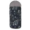 Nuvita Junior Smart bundazsák 100cm - Black Airplanes / Gray - 9585