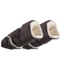 Nuvita kézmelegítő kesztyű babakocsira - Melange Dark Grey