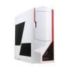 NZXT Phantom USB 3.0 Fehér/Piros (PHAN-003RD)