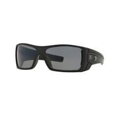 Oakley OO9101 04 BATWOLF MATTE BLACK GREY POLARIZED napszemüveg