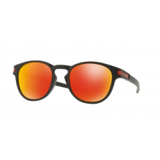 Oakley OO9265 29 LATCH MATTE BLACK PRIZM RUBY napszemüveg