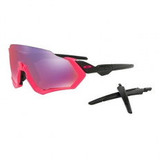 Oakley OO9401 06 FLIGHT JACKET NEON PINK PRIZM ROAD napszemüveg