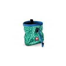 Ocun Chalk Bag Belt zöld/kék hegymászó felszerelés