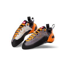 Ocun Mászócipő Ocún Jett LU szürke/narancssárga / Cipőméret (EU): 41,5 hegymászó felszerelés