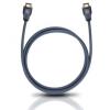 Oehlbach Easy Connect HS-HSp HDMI Ethernet Kábel - 1,7 m