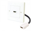 OEM HDMI fali aljzatba C 400-1