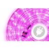 OEM LED fénykábel 20 m - rózsaszín, 480 dióda