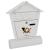 OEM STR postaláda Nestor 450x370x100 mm fehér