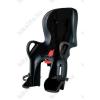 OKBABY 10+ Limited Edition vázra rögzíthető gyerekülés, dönthető, öko-bőr párna, grafit,fekete párna