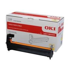 Oki Fényhenger C822  C831  C841 Sárga 30 000 oldal (44844405) nyomtató kellék