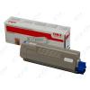 Oki Toner C610 6000/oldal, kék