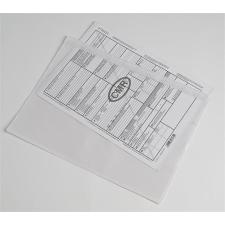 . Okmánykísérő tasak, C/4, öntapadós, 235 x 325 mm , 500 db/csomag papírárú, csomagoló és tárolóeszköz