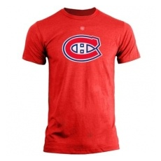 Old Time Hockey Montreal Canadiens Póló Briggs Heathered - XL