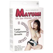Ölelő Mayumi guminő guminő