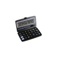 Olympia LCD 1010E útikalkulátor számológép