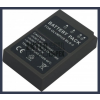 Olympus E-PL3 7.2V 1800mAh utángyártott Lithium-Ion kamera/fényképezőgép akku/akkumulátor