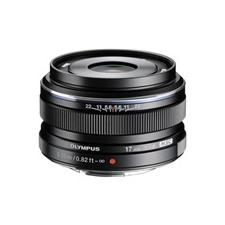 Olympus M.ZUIKO DIGITAL 17mm f/1.8 (EW-M1718) objektív