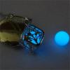 OMG Világítós titok nyaklánc - Tökéletes ajándék Kék