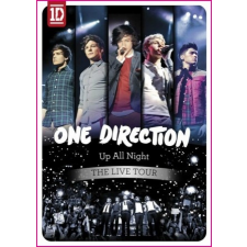 ONE DIRECTION - Up All Night Live Tour DVD zene és musical