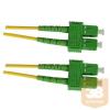 Optikai patch SC/A-SC/A 9/125 duplex 1m