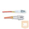 Optikai patch SC-LC 62/125 duplex 2m