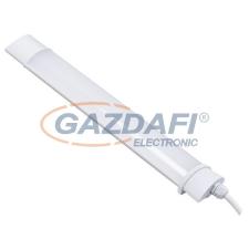 Optonica OT6691 LED lámpatest 60CM 20W 220-240V 1600lm 6000K 120° 600x75x25mm IP65 A+ 25000h világítás