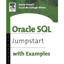 Oracle SQL – Gavin Powell, Carol McCullough-Dieter idegen nyelvű könyv